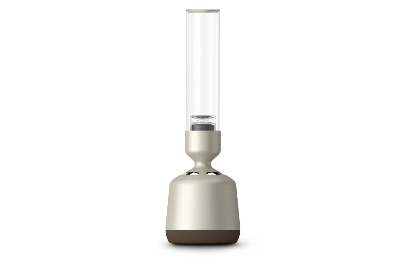 aus glas und ohne kabel neuer sony lautsprecher lspx s2. Black Bedroom Furniture Sets. Home Design Ideas