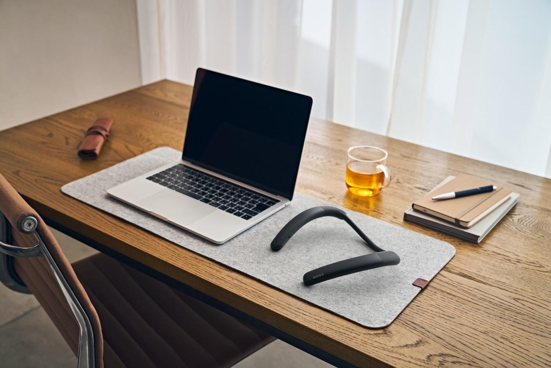 HiFi Nackenbügel-Lautsprecher von Sony mit Bluetooth ist da - News, Bild 1