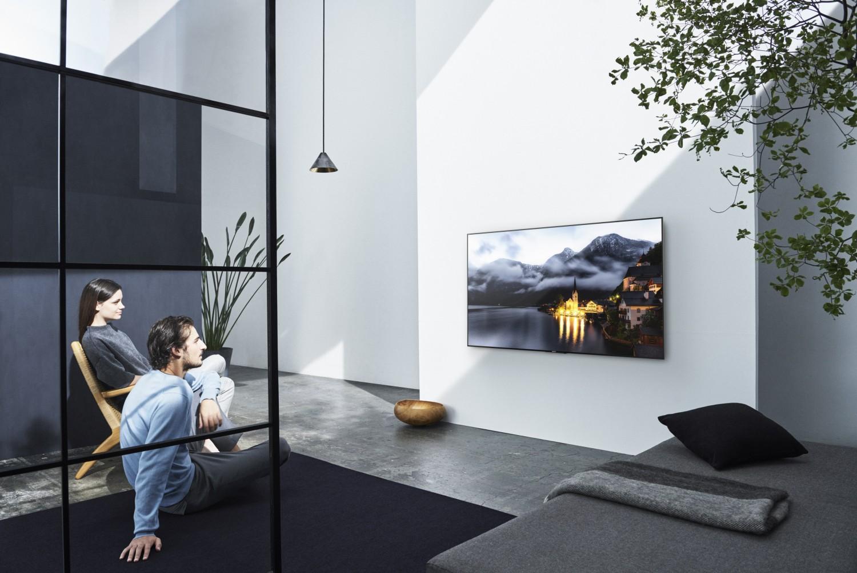 TV CES 2017: Sony kündigt zahlreiche neue Flat-TVs mit 4K HDR-Unterstützung an - News, Bild 1