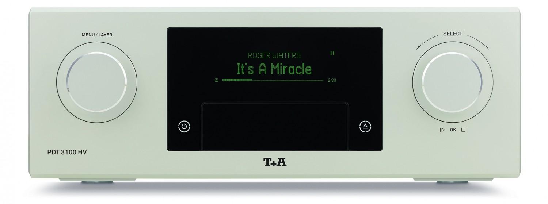 High-End Für knapp 15.000 Euro: T+A entwickelt puristisches CD/SACD-Laufwerk - News, Bild 1