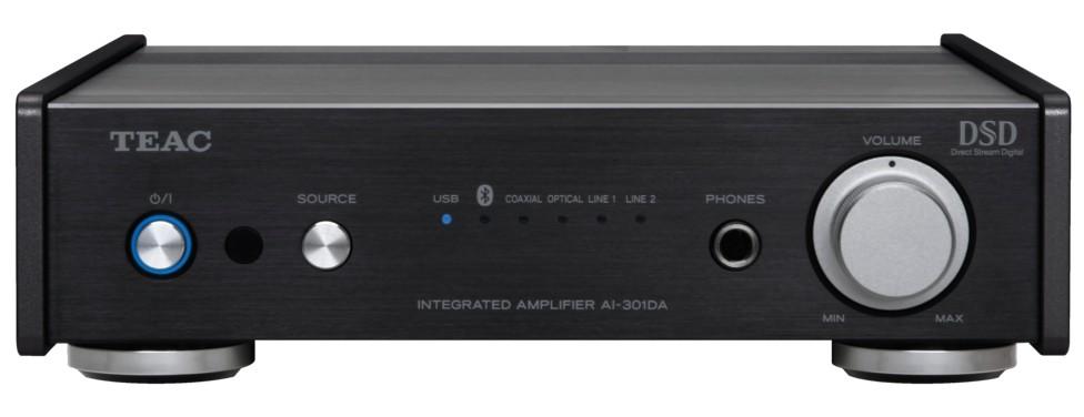 Heimkino Teacs 301 Reference Serie bekommt Verstärkung - Stereo-Vollverstärker und USB-DAC    - News, Bild 1