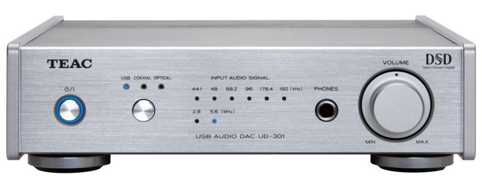 Heimkino Teacs 301 Reference Serie bekommt Verstärkung - Stereo-Vollverstärker und USB-DAC    - News, Bild 2