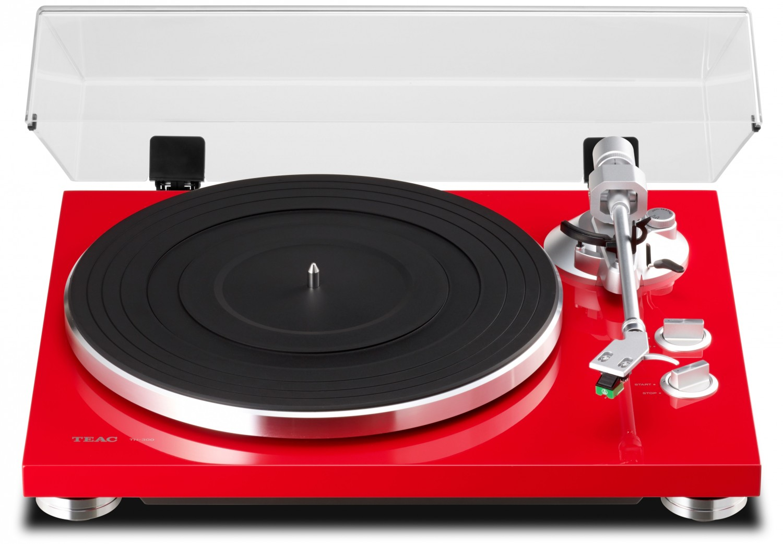 F 252 R Freunde Von Vinyl Neuer Teac Plattenspieler Mit
