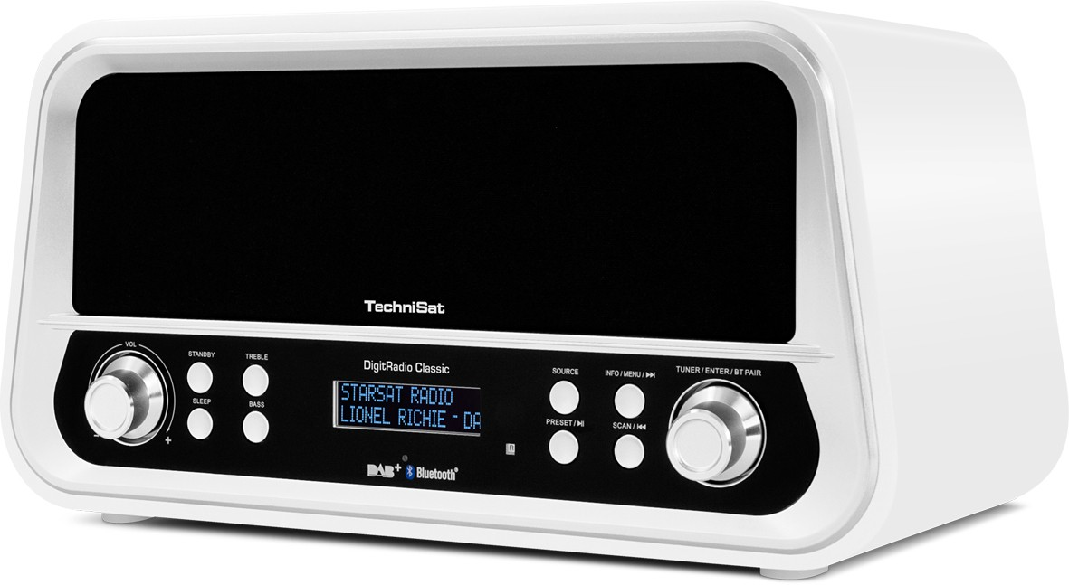 technisat mit neuer digitalradio flotte dab cd player. Black Bedroom Furniture Sets. Home Design Ideas