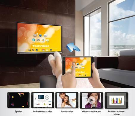 mobile Devices Mit dem neuen TechniCast Adapter Tablet-Inhalte auf einen Fernseher streamen - News, Bild 1
