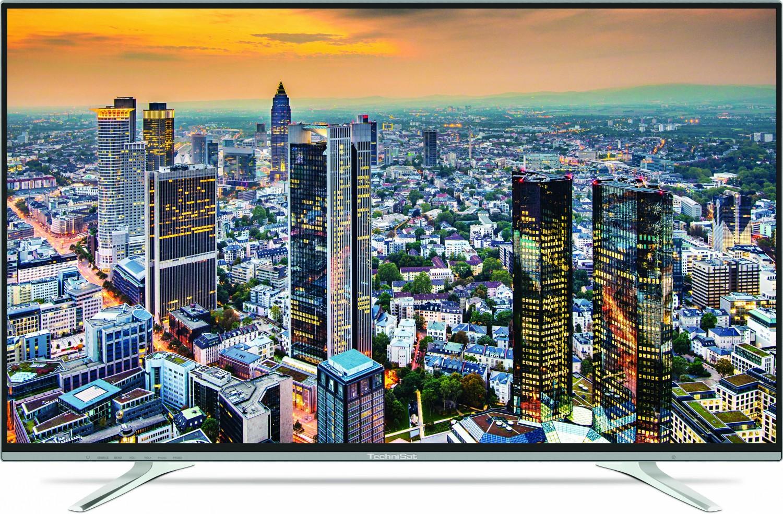 TV Ultra-HD und Doppel-Quattro-Tuner: Technisat führt neue TV-Serie ein - News, Bild 1