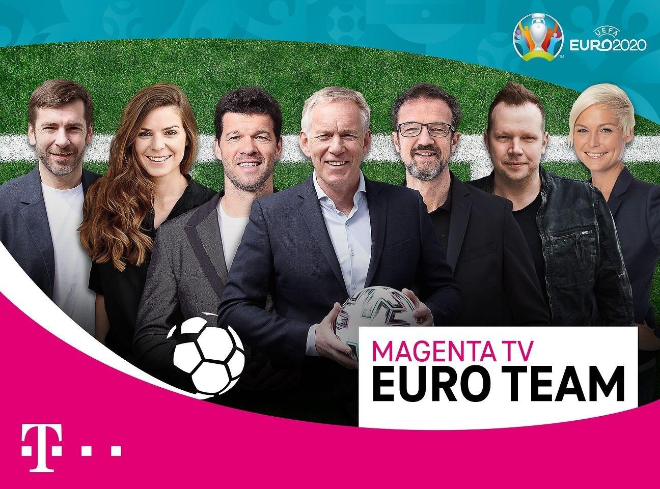 TV Fußball-EM startet: Alle 51 Spiele in Ultra-HD bei MagentaTV - Bis zu 10 Stunden täglich - News, Bild 1