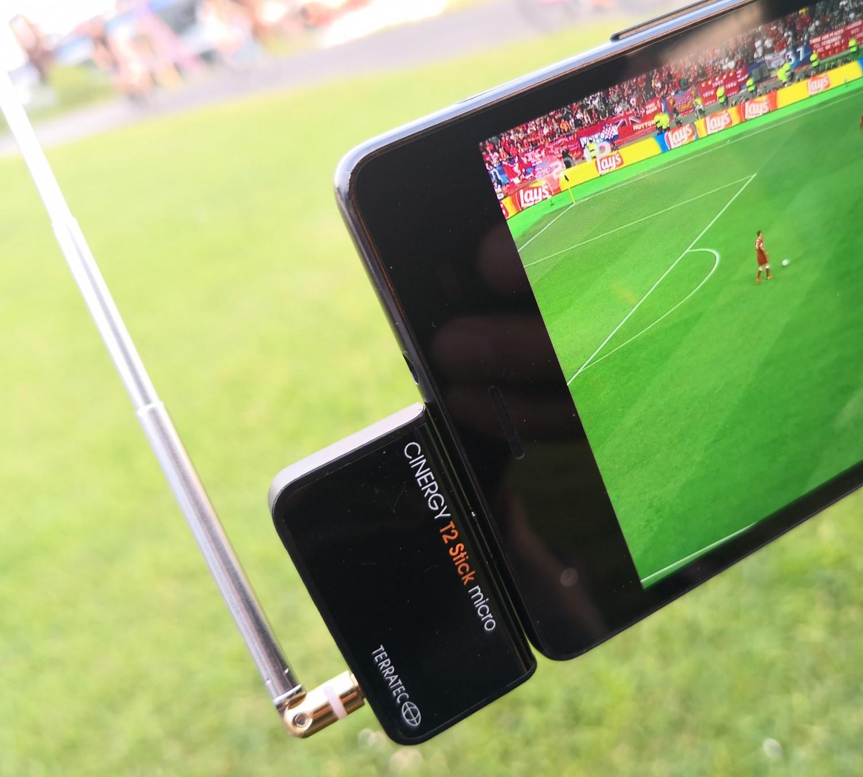 mobile Devices Kein WM-Spiel verpassen: Mobile DVB-T2-Sicks von Terratec - News, Bild 1