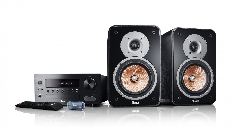 ab sofort mit bluetooth option teufel stereoanlage kombo 42 bild 1. Black Bedroom Furniture Sets. Home Design Ideas