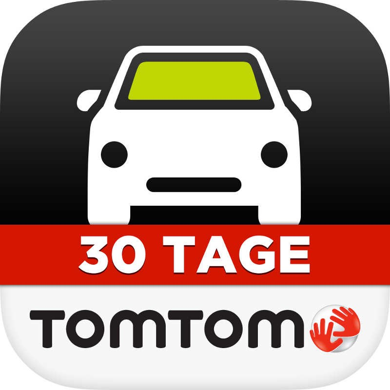 Car-Media 30 Tage-Testversion der TomTom Navigations-App für iOS - News, Bild 1