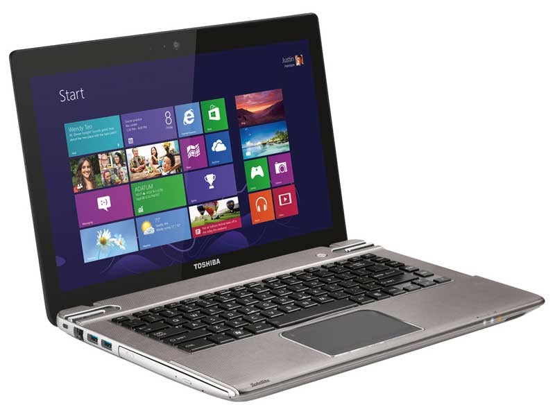 mobile Devices Toshiba präsentiert neue Windows 8 Consumer-Notebooks - News, Bild 1