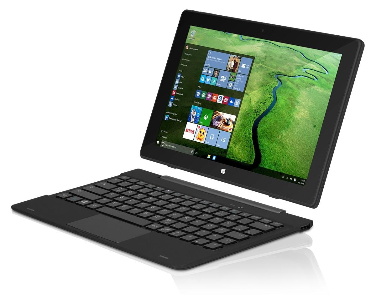 tablet und notebook in einem surftab twin 10 1 mit. Black Bedroom Furniture Sets. Home Design Ideas