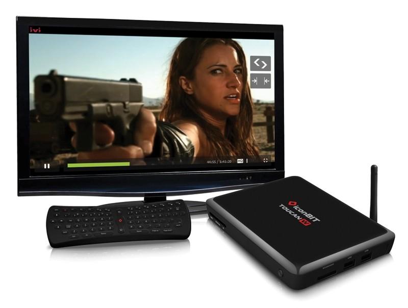 iconbit stellt mediaplayer mit android betriebssystem f r hd tvs vor bild 1. Black Bedroom Furniture Sets. Home Design Ideas