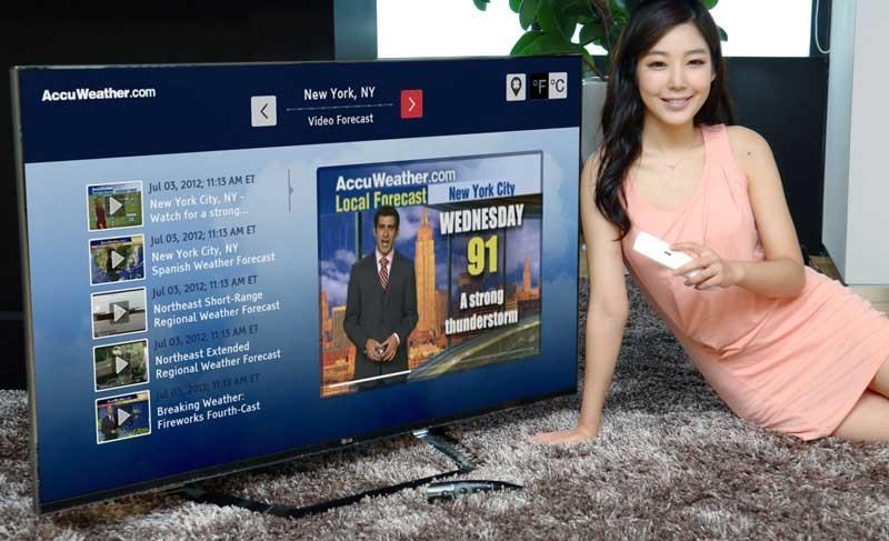 TV LG, TP VISION UND TOSHIBA ERWEITERN MARKTANTEIL MIT DER SMART TV ALLIANCE - News, Bild 1