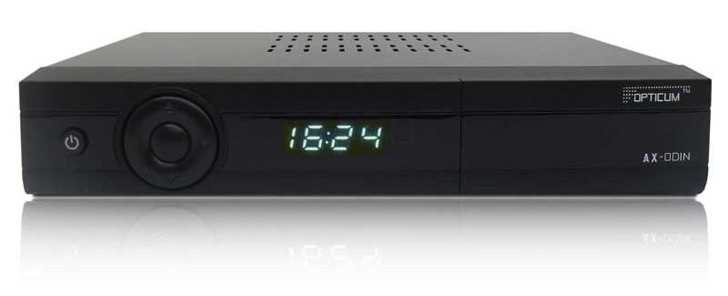TV Neuer HD-TV-Receiver aus dem Hause Opticum - News, Bild 1