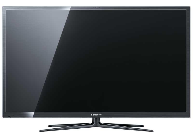samsung smart tv die zukunft ist jetzt zu hause bild 1. Black Bedroom Furniture Sets. Home Design Ideas