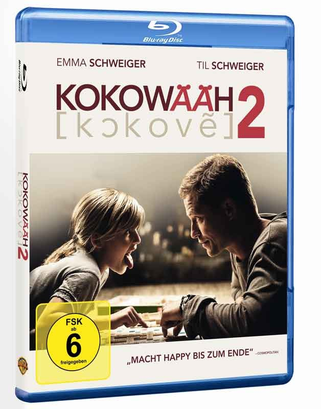 Medien KOKOWÄÄH 2: Ab 30. August 2013 bei Warner Home Video Germany auf Blu-ray, DVD und als Video on Demand - News, Bild 1