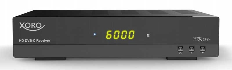 TV Xoro HRK 7540 (HD DVB-C Receiver) - News, Bild 1