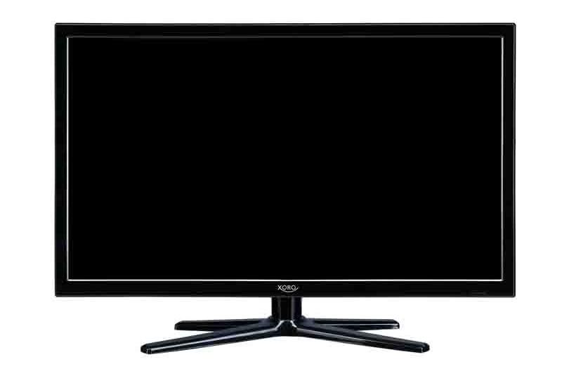 xoro stellt mit dem htc 2444 led tv einen neuen fernseher. Black Bedroom Furniture Sets. Home Design Ideas