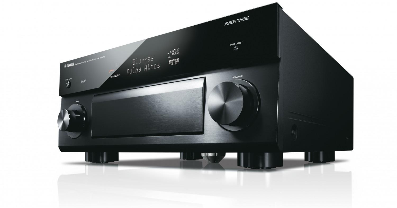 Heimkino Drei neue AV-Receiver von Yamaha - RX-A1070, RX-A2070 und RX-A3070 - News, Bild 1
