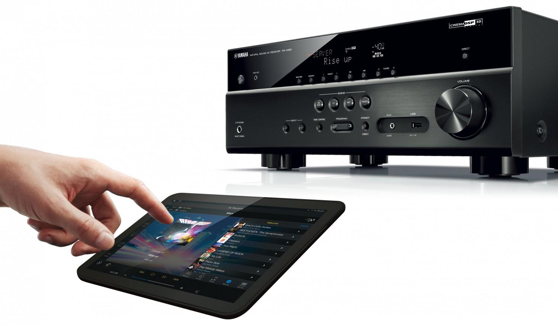 Heimkino Mehrkanal-Receiver-Duo von Yamaha in den Startlöchern - Dolby Vision, UHD und MusicCast - News, Bild 1