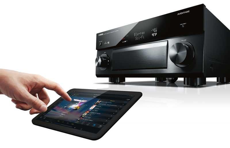 Heimkino Yamaha präsentiert neue AVENTAGE AV-Receiver: RX-A1040, RX-A2040 & RX-A3040 für High-End-Heimkino mit Dolby Atmos - News, Bild 1