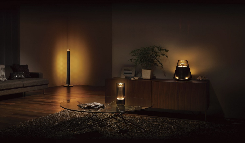 yamaha setzt weiter auf symbiose aus klang und licht f r innen und au en bild 1. Black Bedroom Furniture Sets. Home Design Ideas