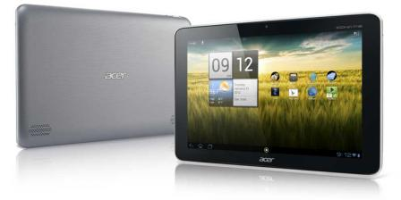 mobile Devices Acer Iconia A210: Multimedia-Tablet für die ganze Familie - News, Bild 1