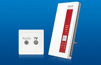 Smart Home DVB-C-Doppel-Tuner und WLAN-Repeater in einem - Fritz!Box streamt HDTV - News, Bild 1