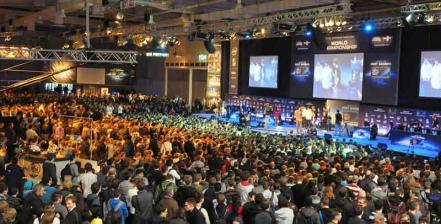 TV BenQ Gaming Displays bei den Intel Extreme Masters auf der CeBIT 2013 - News, Bild 1