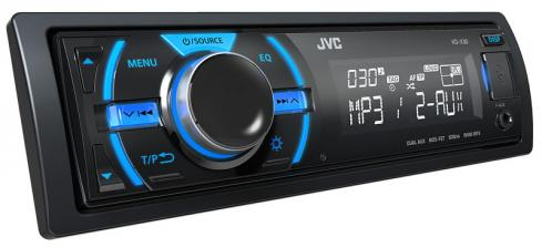 Car-Media Digital Media Receiver von JVC - News, Bild 1