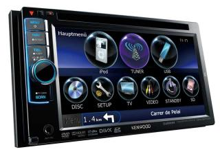 Car-Media Neue Kenwood All-in-One Navigationssysteme - News, Bild 2