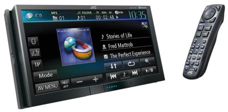 Car-Media Volles Programm: Multimedia-Receiver mit Bluetooth - News, Bild 1