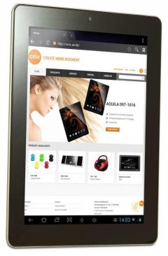 mobile Devices Neues 9,7 Zoll Tablet mit brillantem GIANTPixel-Display - News, Bild 1