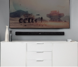 Heimkino All-in-One-Soundbar DHT-S216 mit DTS:Virtual X von Denon kommt im Januar - News, Bild 1