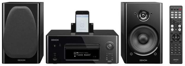 HiFi Denon präsentiert neue Version des Lifestyle-Netzwerk-Musiksystems CEOL mit CD-Player, Internet-Radio, AirPlay and Spotify - News, Bild 2
