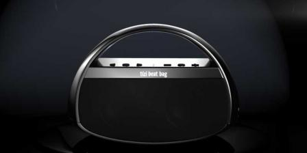 mobile Devices Den Sound im Griff mit der tizi beat bag - News, Bild 2