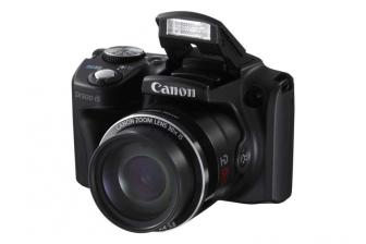 Foto & Cam Canon PowerShot SX500 IS und SX160 IS: Die kompakte Superzoom-Klasse - News, Bild 1