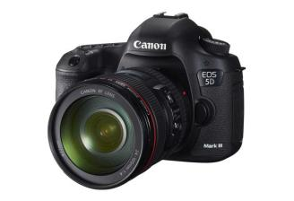 Foto & Cam European Advanced SLR Camera 2012-2013: Canon EOS 5D Mark III - News, Bild 1