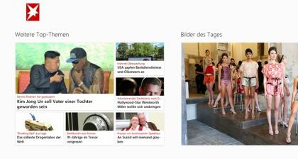 mobile Devices Mobile Offensive: Neue Windows 8-Apps für STERN.de und BRIGITTE.de - News, Bild 1