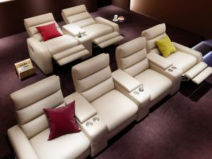 die passenden m bel f r das heimkino sofanella bietet komfort wie im richtigen kino. Black Bedroom Furniture Sets. Home Design Ideas