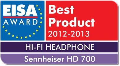 HiFi Der HD 700 ist European Hi-Fi Headphone 2012 - 2013 - News, Bild 2