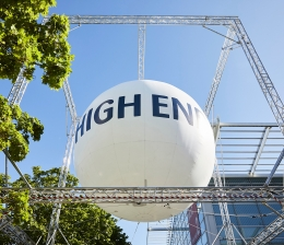 High-End High End 2021 zieht vom Mai in den September um  - News, Bild 1