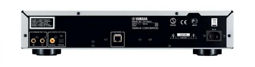 High-End Yamaha enthüllt Network-CD-Player auf der IFA 2012: Klangvoller Hybrid aus audiophilem CD-Player und Network-Streaming-Client - News, Bild 2