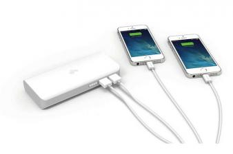 mobile Devices Energie To-Go mit GoPower Pack von Kanex - News, Bild 1