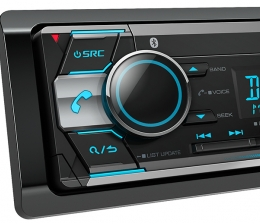 Car-Media DAB+, CD-Receiver und Bluetooth: Neues Autoradio KDC-X7100DAB von Kenwood - News, Bild 1