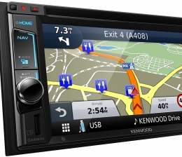 Car-Media Navitainer DNX5160DABS von Kenwood mit Apple CarPlay und Navigationssystem - News, Bild 1
