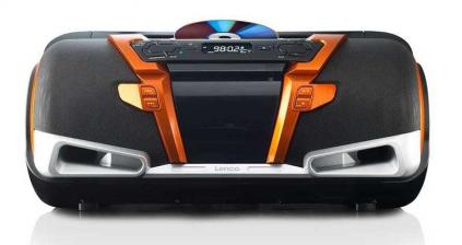 HiFi BoomBox mit CD-MP3-Player und Bluetooth - News, Bild 1