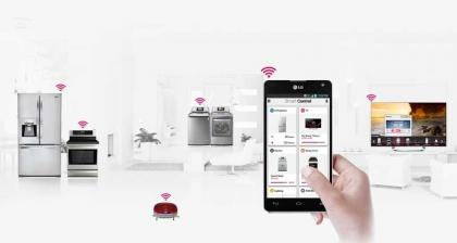 mobile Devices LG LÄUTET EINE NEUE ÄRA DER SMART HOME DIENSTE EIN - News, Bild 1