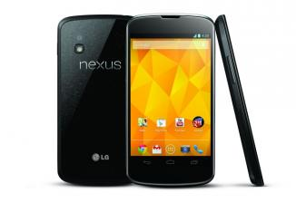 mobile Devices LG UND GOOGLE STELLEN NEXUS 4-SMARTPHONE VOR - News, Bild 1